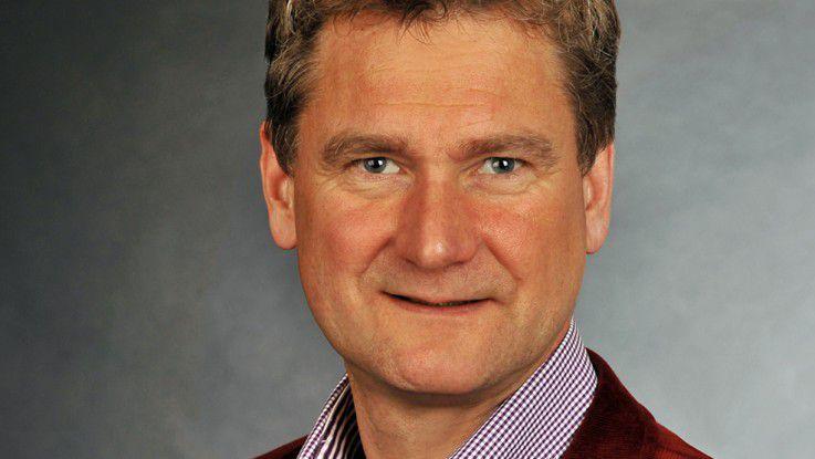 Axel Susen, Geschäftsführer von Susensoftware.