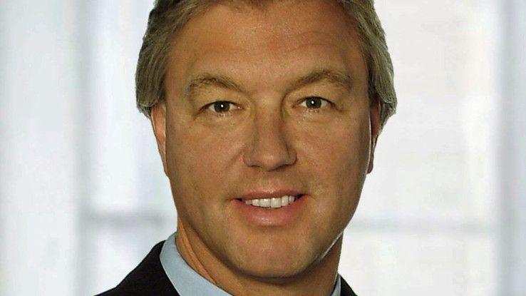 Usedsoft-Gründer und -Geschäftsführer Peter Schneider.