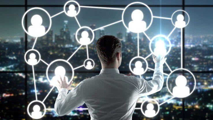 Anwender setzen zunehmend auf cloud-basierte Lösungen, wenn es ums Thema Collaboration geht.