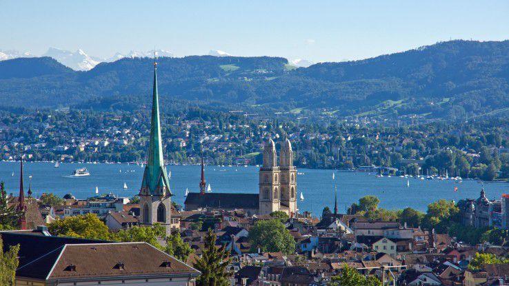 Die Schweiz punktet nicht nur mit guten Arbeitsbedingungen, auch der Freizeitwert ist hoch.