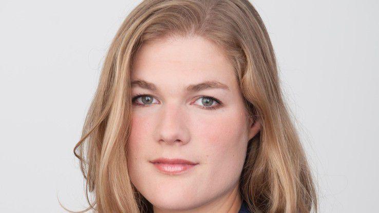 Catharina van Delden ist Mitbegründerin des Startups Innosabi und Mitglied des Bitkom-Präsidiums.