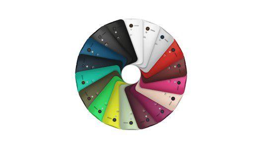 Auch die neuen Moto-X-Smartphones sollen mit verschiedenen farbigen Rückseiten aufwarten.