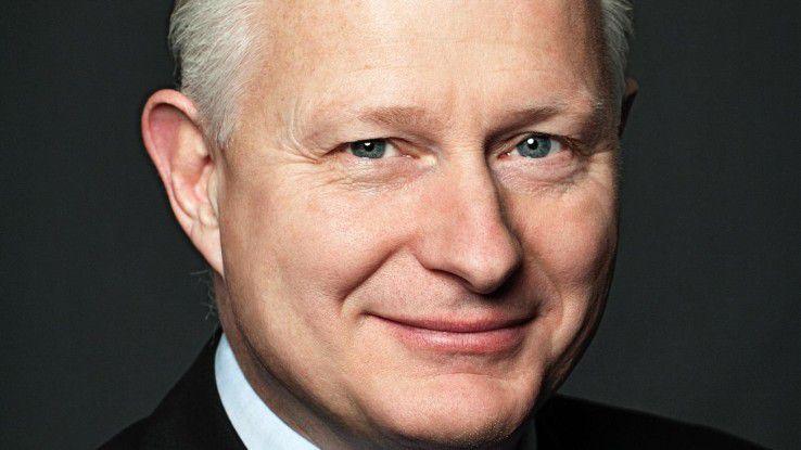 """""""Künftig wird das Know-how im Bereich Big Data noch stärker nachgefragt werden"""", glaubt Teradata-Geschäftsführer Andreas Geissler."""