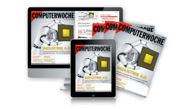 COMPUTERWOCHE 34-35/2013: Industrie 4.0