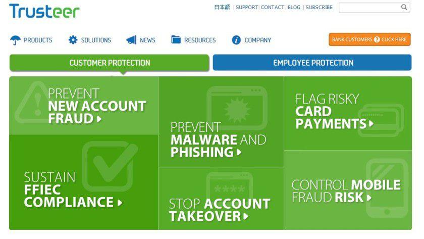 IBM baut die Trusteer-Produkte in seine eigenen Security-Lösungen ein.
