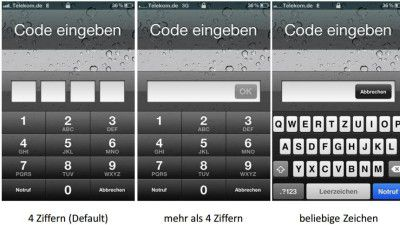 Android, iOS, BlackBerry, Windows Phone: Mobile Plattformen im Security-Check - Foto: Cirosec