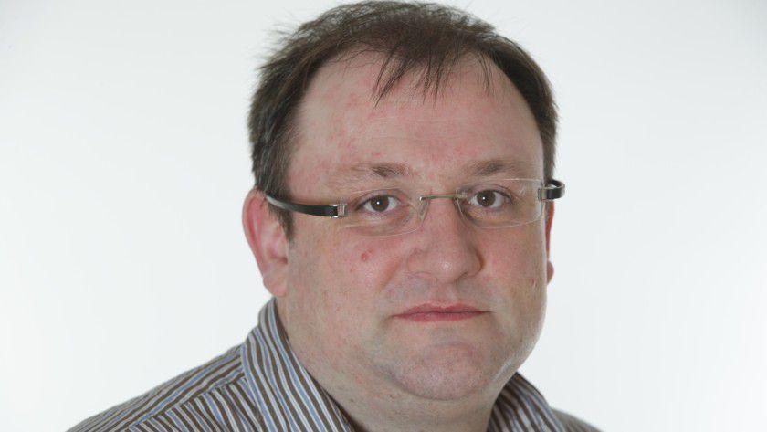 Jörg Stumpenhagen: Der Experte schätzt das Arbeiten mit Office 365.