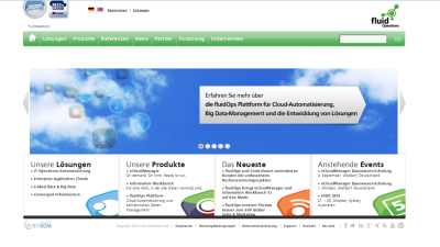 Best in Cloud 2013 - fluid Operations AG: Der eCloudManager steuert die Plattform-Services der Freudenberg IT