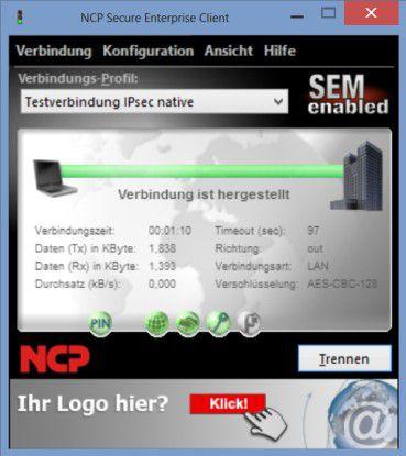 NCP VPN Client 9.32
