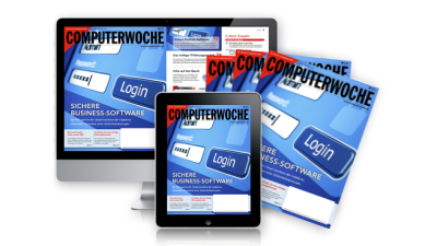 COMPUTERWOCHE 36/2013: Sichere Business-Software