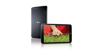 LG G Pad 8.3: LG stellt neues Android-Tablet vor - Foto: LG Electronics