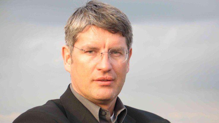 """Georg Kraus, Unternehmensberater: """"Das Verhalten der Führungskräfte prägt das Tagesgeschäft."""""""