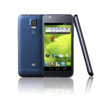 Günstiges Einsteiger-Smartphone: ZTE Blade G