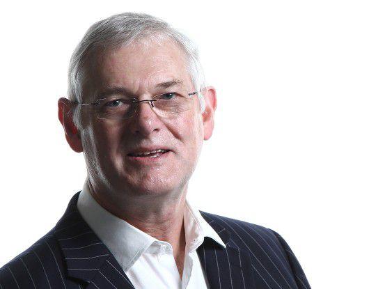 John Woodget, Global Director Telecommunication Sector bei Intel, ist überzeugt, das mit SDN neue Player im Networking-Business mitmischen.