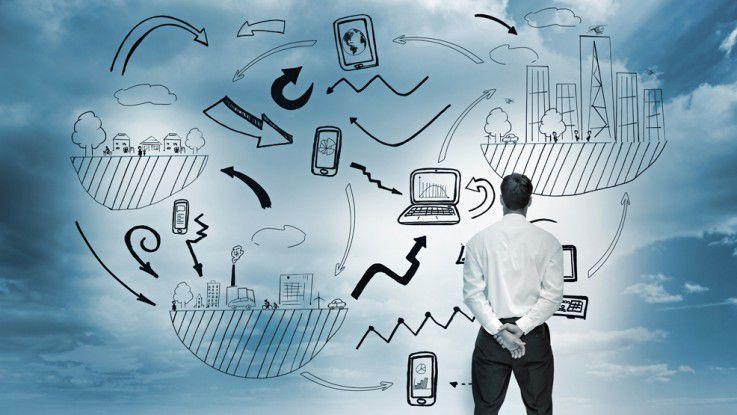 Die Anwender greifen immer öfter bei Apps aus der Cloud zu - auch wenn es um ERP oder BI geht. Ein Grund: In anderen Feldern hat sich SaaS mittlerweile bewährt.
