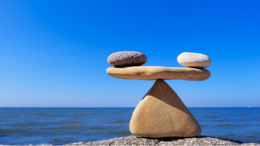 Ein Sabbatical kann dazu dienen, die Balance zwischen Berufs- und Privatleben zu finden.