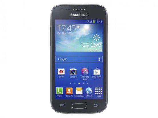 Funkt mit bis zu 150 Mbit/s: Samsung Galaxy Ace 3 mit LTE Cat-3