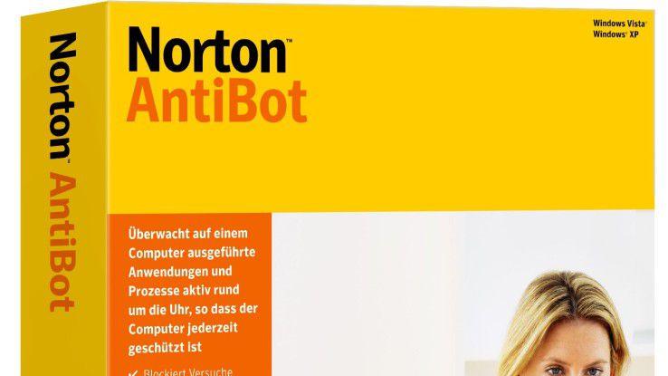 Norton AntiBot ist eine spezialisierte Sicherheitslösung, die sich gezielt gegen die rapide zunehmende Übernahme und Fernsteuerung von Computern durch Botnetze richtet.