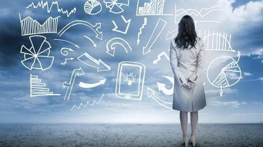 Frauen sind in der Männer-Domäne der Technologieunternehmen noch immer eine Seltenheit.