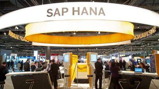 SAP begrüßt mit Koenig & Bauer einen neuen HANA-Referenzkunden.