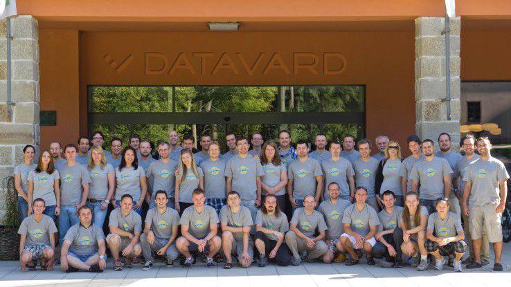 Durch firmeneigene Veranstaltungen bindet DataVard seine Mitarbeiter an das Unternehmen.