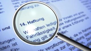 Wichtige Gesetze: Risiko-Management ist eine juristische Pflicht - Foto: Fotolia.com, Wilm Ihlenfeld