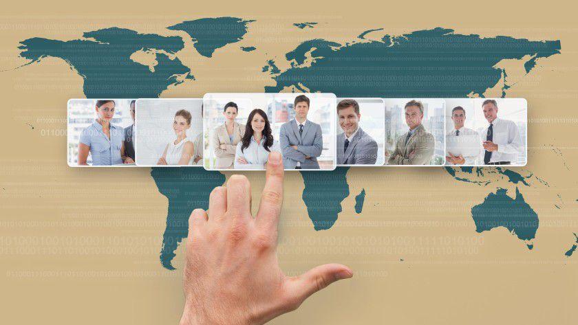 Das Zusammenstellen internationaler Teams erfordert viel Fingerspitzengefühl.