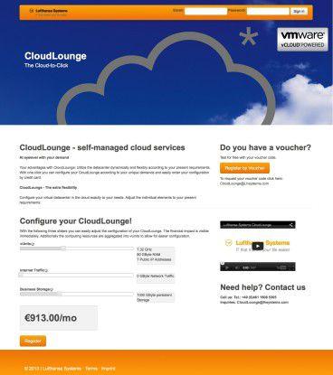 cloudlounge startet lufthansa systems tr gt kmus in die wolke. Black Bedroom Furniture Sets. Home Design Ideas