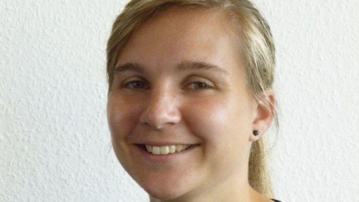 """Annett Wagner, Topalis: """"Wir behandeln Praktikanten wie vollwertige Mitarbeiter."""""""