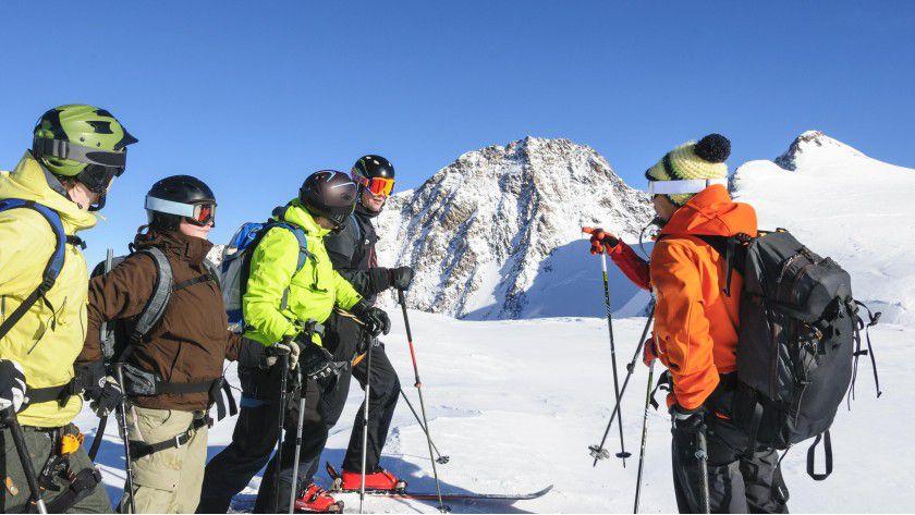 Freiberufler sollten wie Bergführer im Hochgebirge agieren: Er kennt verschiedene Wege (Alternativen) und hat die erforderlichen Erfahrungen (Fachwissen, Methoden).