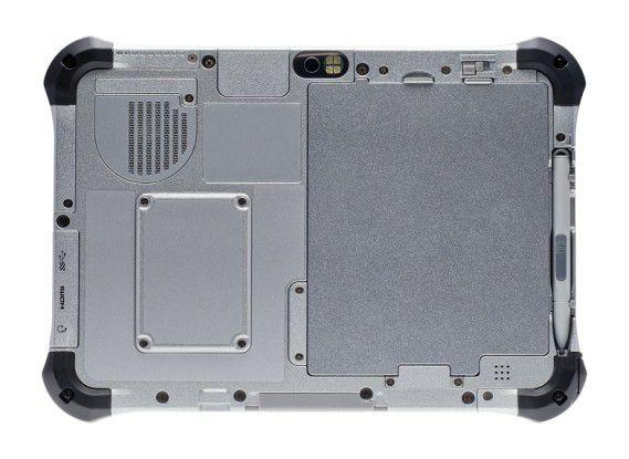 Das Panasonic Toughpad FZ-G1 ist ein 10,1-Zoll-Tablet der Schutzklasse Full Ruggedized mit neuester IPSa Display-Technologie, Windows 8 oder Win7 Downgrade.