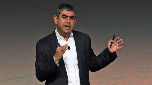 """Vishal Sikka, Vorstandsmitglied und CTO von SAP: """"Business ByDesign wird weiterleben."""""""