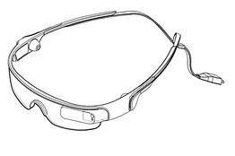 Samsung patentiert eigenes Konzept einer Datenbrille.