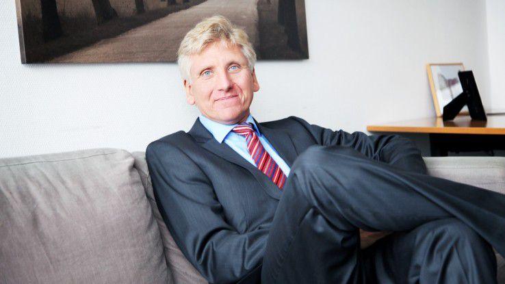Thomas Schulte hat sich intensiv mit den rechtlichen Fragen des digitalen Nachlasses beschäftigt.