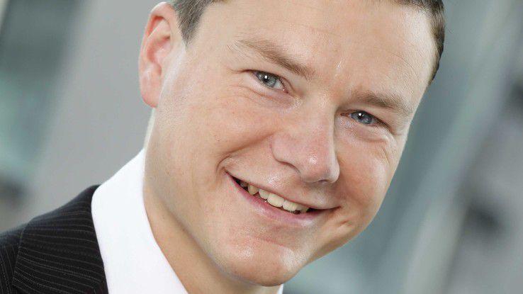 Thomas Plünnecke ist Pressesprecher bei United Internet für die Dienste Web.de und GMX.