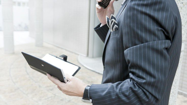Telefongespräche mit Headhuntern sind heute in Managerkreisen oft an der Tagesordnung.