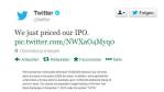26 Dollar per Aktie: Twitter startet mit Preisaufschlag an der Börse