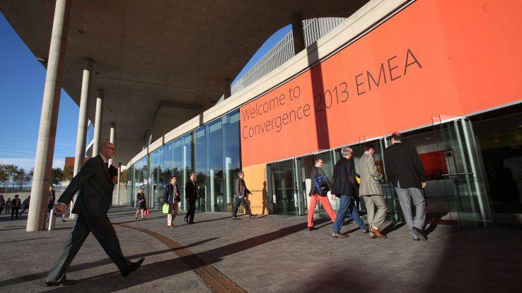 Die Convergence 2013 fand in Barcelona statt.