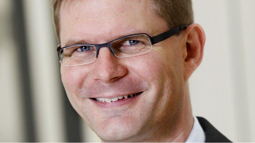 "Stefan Ferber, Bosch Software Innovations: ""Die Arbeitswelt der Informatiker rückt wesentlich näher an die Produktion heran."""