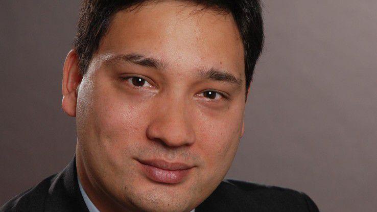"""David Ong, CIO bei Cura: """"Privat trauere ich dem Diplom schon hinterher, denn die Diplom-Studiengänge hatten ein sehr hohes Niveau und waren international hoch angesehen."""""""