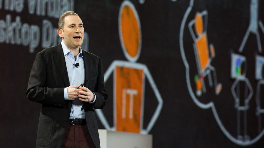 Andy Jassy, Senior Vice President bei AWS.