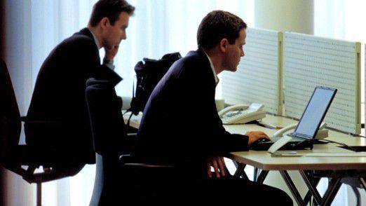 Manche Accenture-Mitarbeiter haben die Möglichkeit, bis zu sechs Monate im Weiterbildungsprogramm ihres Unternehmens zu verbringen.