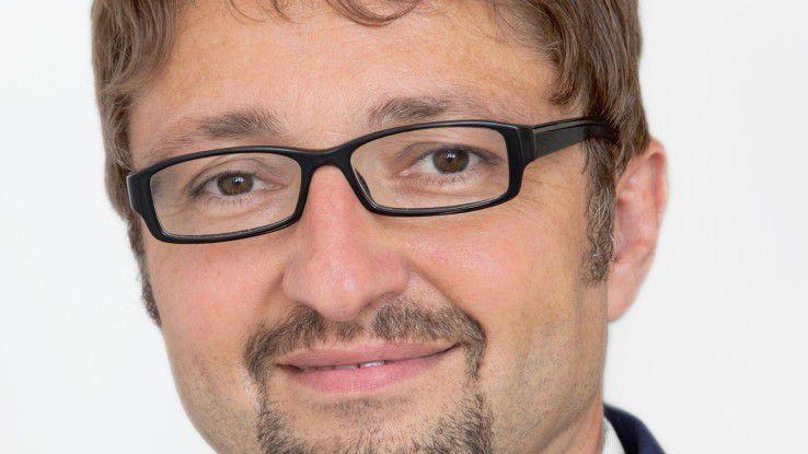 Oliver Tuszik, Deutschlandchef des Netzausrüsters Cisco Systems
