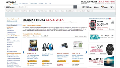 "USA: Online-Shopping am ""Cyber Monday"" bricht alle Rekorde"