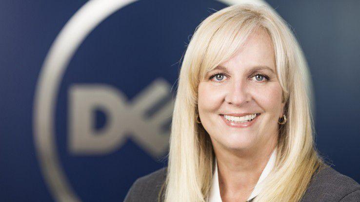 """Doris Albiez, Dell: """"In den USA sind wir beim Thema Diversity und Frauen in Führungspositionen schon viel weiter als in Europa."""""""