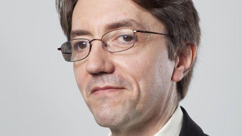Michael Waidner leitet das Fraunhofer SIT in Darmstadt seit Oktober 2010.