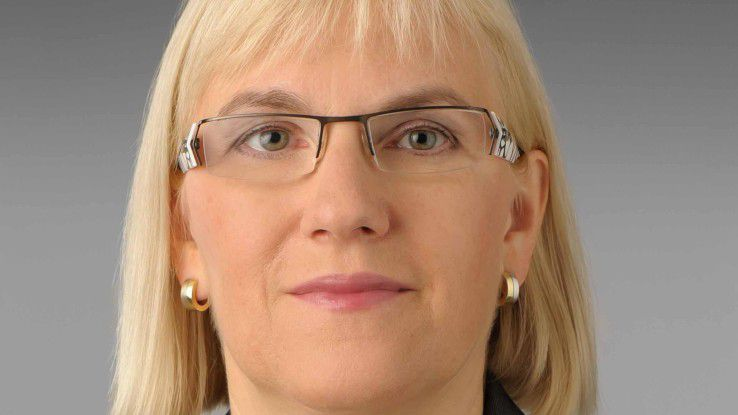 Seit sieben Jahren Mitglied im BVSI und jetzt Vorsitzende des Vereins: Manuela Riess.