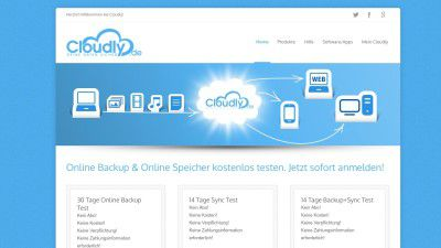 Online-Backup: Cloudly - Automatische Datensicherung in der Cloud - Foto: Diego Wyllie