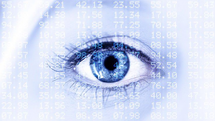 Auge INFINITY Fotolia