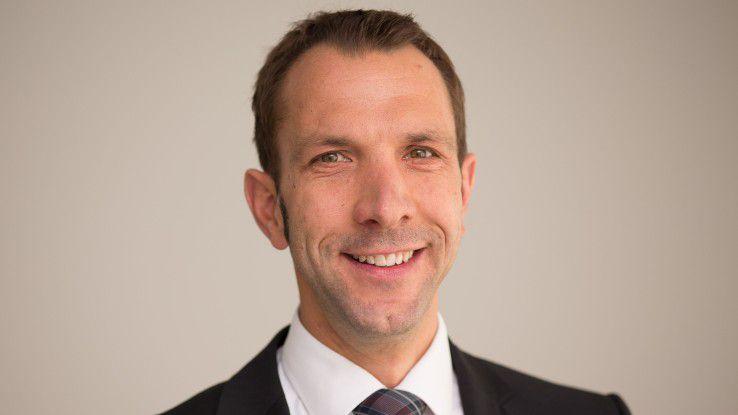 """Oliver Dorsner, cbs Corporate Business Solutions: """"Es gibt nicht nur die Management-Karriere, es gibt auch den Weg der horizontalen Fachkarriere und Beschäftigungen mit Aussicht auf mehr Seelenruhe."""""""